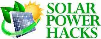 Solar Power Hacks